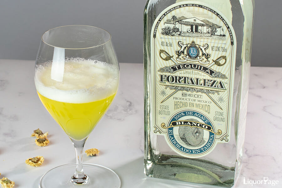 100%アガベテキーラの「フォルタレサ」