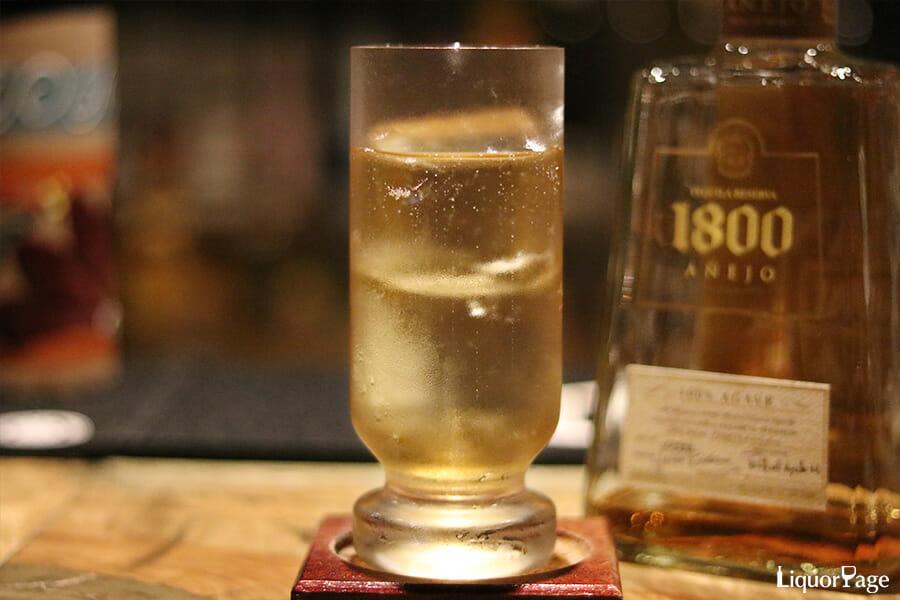 ウイスキーと同様に、ソーダ割りはテキーラの人気の飲み方でもある