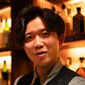 The SG Club・ヘッドバーテンダー 永峯侑弥さん
