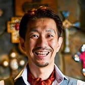 「SPIRITS BAR Sunface SHINJUKU」オーナーバーテンダー・江刺幸治さん