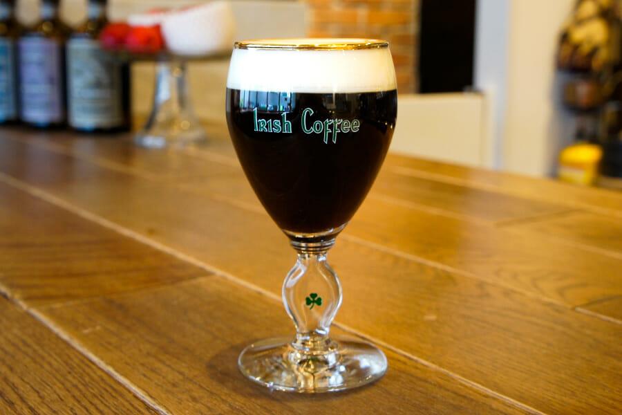 TIGRATOのアイリッシュコーヒー