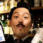 Bar 若林 オーナーバーテンダー・若林祐一さん