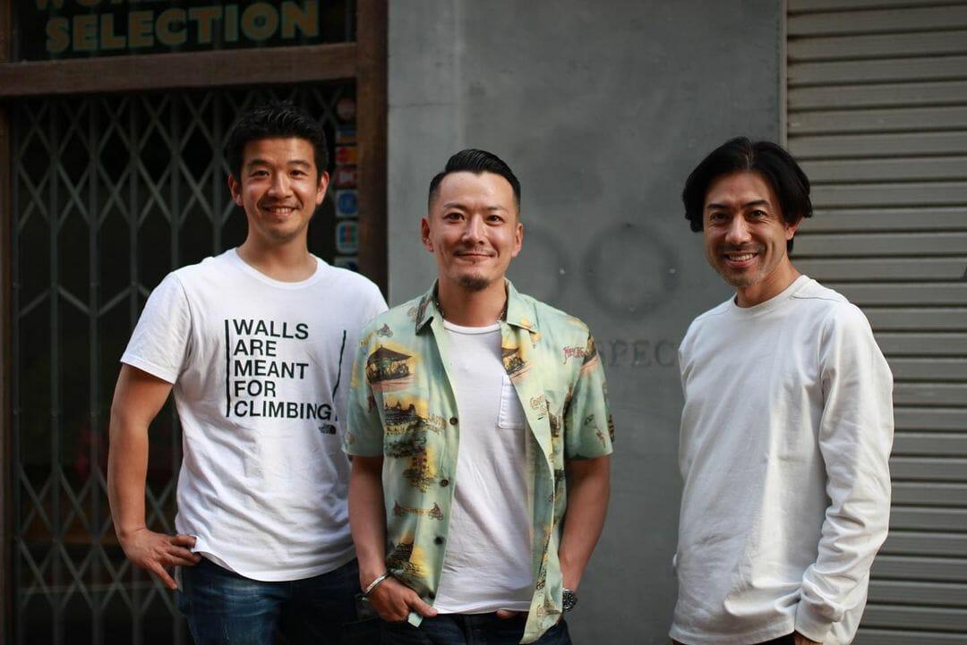 左から米澤さん、後閑さん、大越さん