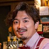 BAR K-9のオーナーバーテンダー、後藤啓輔さん