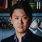 LAMP BARのオーナーバーテンダー・金子道人さん